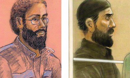 Error in Via Rail terror case doesn't warrant new trial, Crown tells Supreme Court
