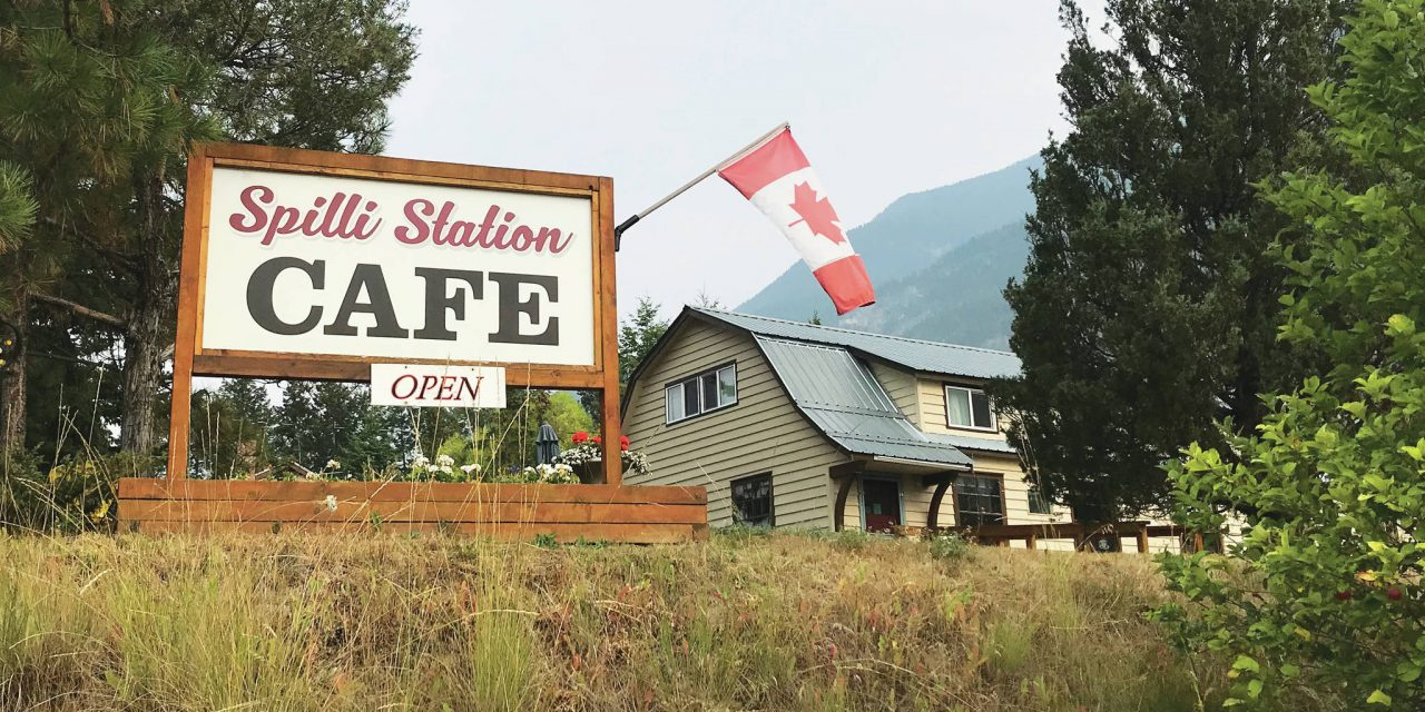New Spilli Station Cafe owners represent exciting change happening in Spilli