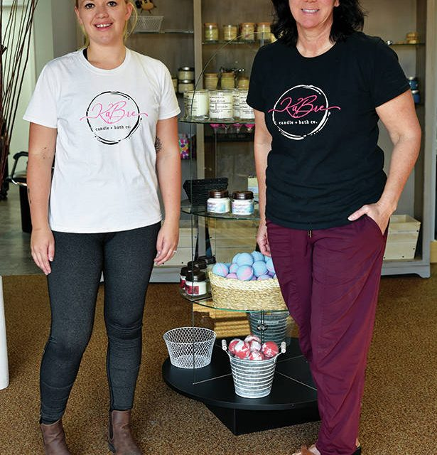 New business in town: KaBre Candle & Bath co