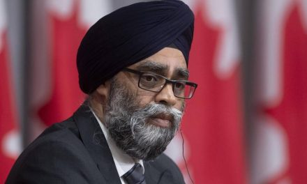 Canadian defence minister calls out China for 'hostage diplomacy'