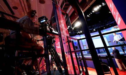 'Law and order' vs. COVID-19 chaos: Pence, Harris meet in Utah in VP undercard debate
