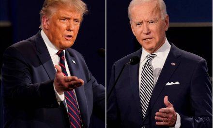 Trump, Biden teams debate debate: Virtual or not, next week?