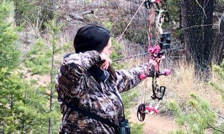 Cree archer targets provincial competition