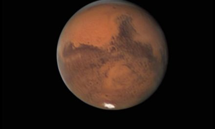 Mars jumps out from the night sky across B.C.