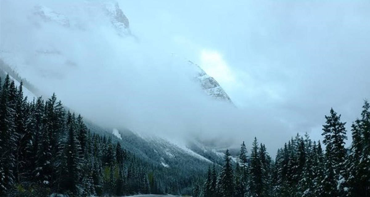 It could snow along B.C. mountain passes over Thanksgiving weekend: Environment Canada