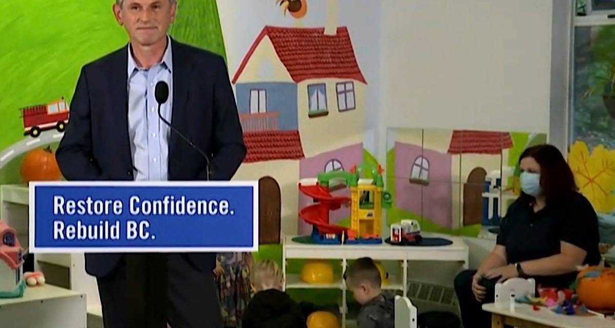 B.C. parties pitch costly child care programs in pandemic