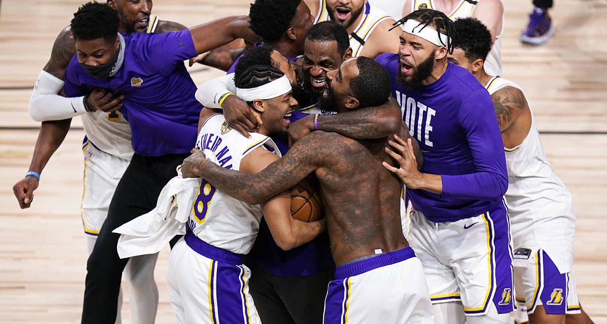 LeBron, Lakers beat the Heat in 6 to win 17th NBA title