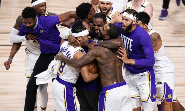 LeBron, Lakers beat the Heat in 6 to win 17th NBA title