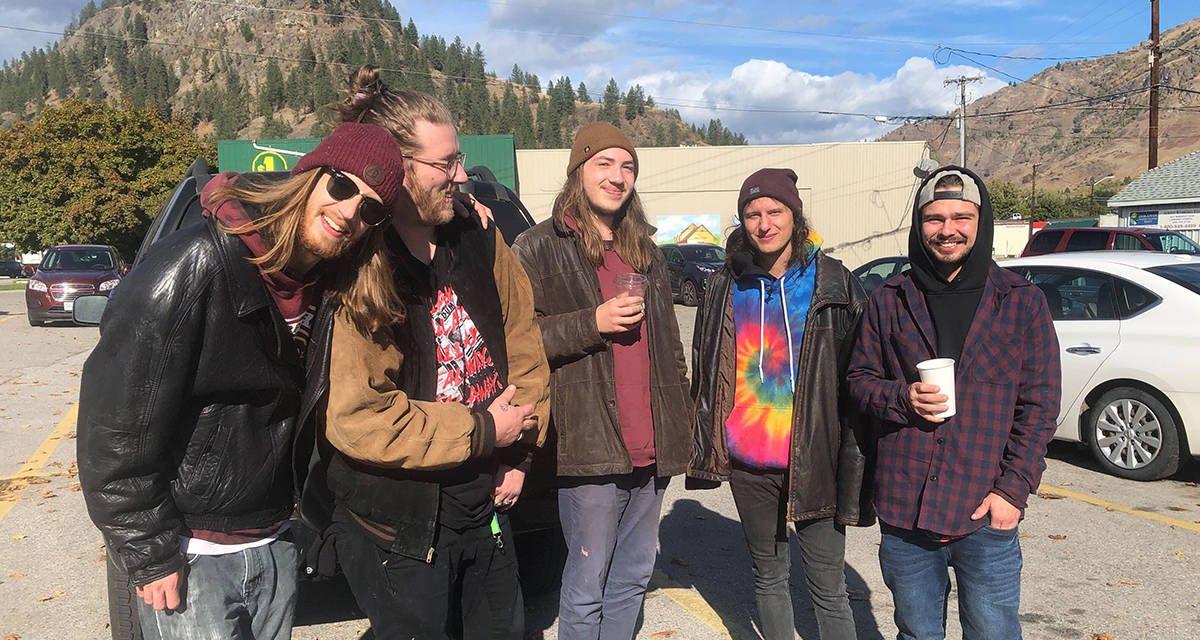 Grand Forks RCMP break up weekend rock concert, recommend criminal charges