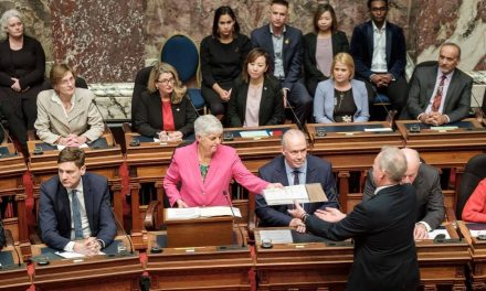 B.C. parties battle over tax promises to recover from COVID-19