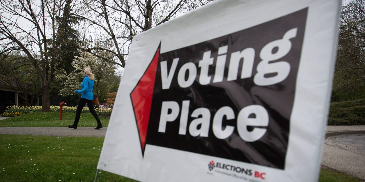 Mail-in ballot uptake in B.C. influenced by political leaning, geography