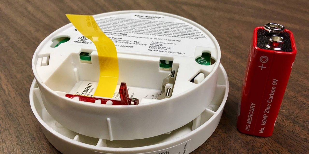 British Columbians encouraged to test household smoke alarms and recycle old ones