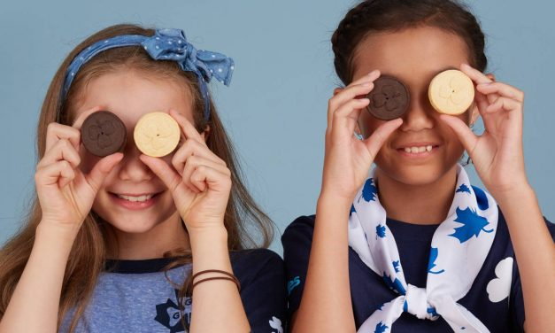 You can now buy Girl Guide cookies online for $5 a box