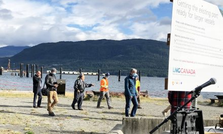 BC Liberals pledge to support a second LNG export facility in northern B.C.