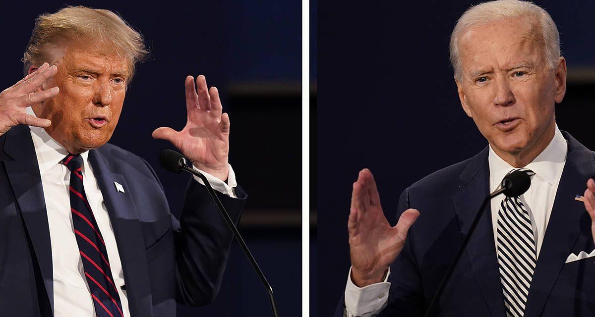 Dueling town halls for Trump, Biden after debate plan nixed