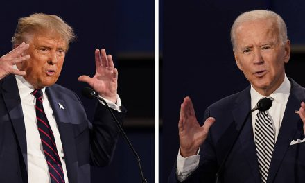 Dueling town halls for Trump, Biden after debate plan nixed