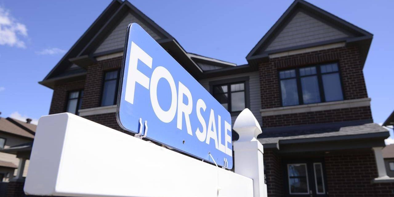 Canada records record home sales for September, up 45.6% from 2019