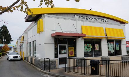 Customer throws hot coffee on employee through McDonald's drive-thru window in Nanaimo