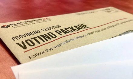 B.C. VOTES: 2020: Get those mail-in ballots in the post ASAP