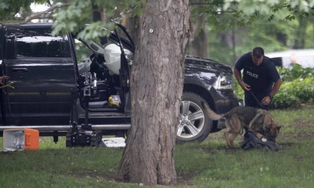 Man accused of threatening PM in Rideau Hall incident to appear in court next month