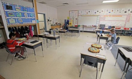 Parent group plans school walkout over B.C.'s handling of COVID-19 in classrooms
