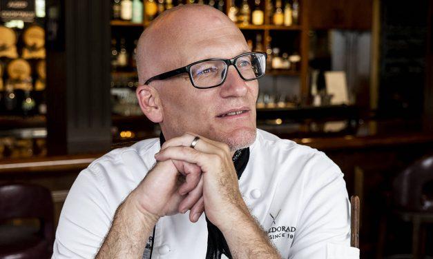 Good taste at Hotel Eldorado with chef Oliver Kaiser