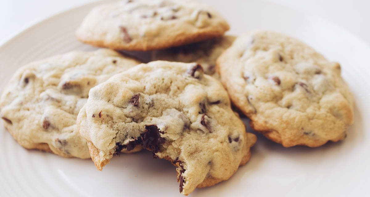 Chocolate chip cookies, banana bread top list of B.C.'s favourite desserts