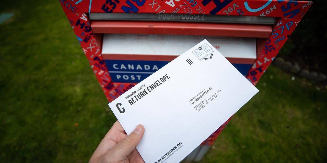 B.C.'s snap election means 700k ballots will be counted manually, delaying results