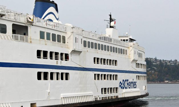'Buy a boat,' Horgan advises anti-maskers on BC Ferries