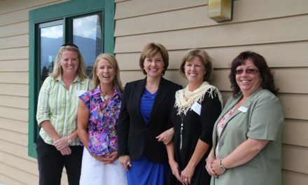 B.C. Premier Christy Clark hosts Women's Town Hall in Invermere