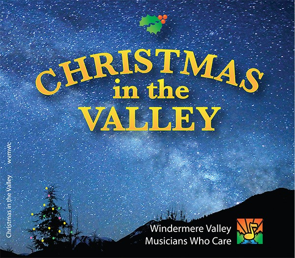 Valley-made Christmas CD on sale soon