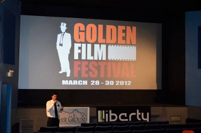 Golden showcases global films in a small town setting