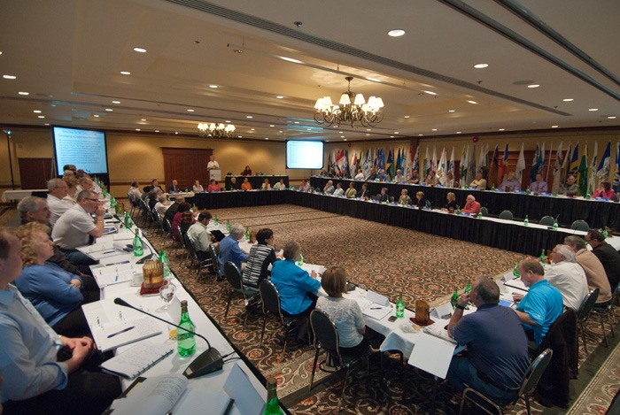 Canal Flats mayor attends first-ever BC Mayors' Caucus