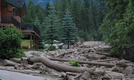 *UPDATE* Mudslide blasts through Fairmont Hot Springs