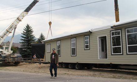 Modular home fits the bill