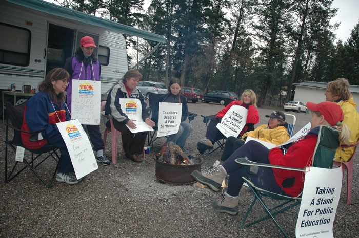 B.C. teachers unhappy with new contract