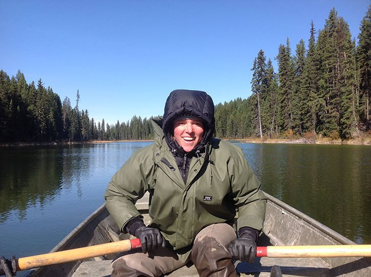 Whiteswan Lake morphing from trophy fishery to family fishery