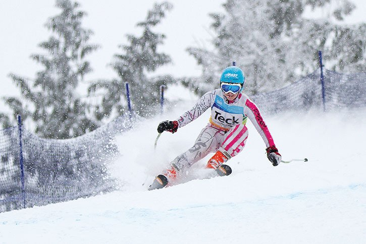 Invermere ski racer readies for BC Winter Games