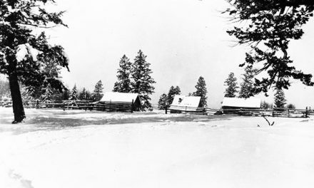 A Winter Wonderland, 1922