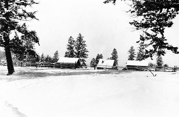 A Winter Wonderland, 1922