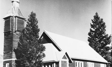 Christ Church in the 50s