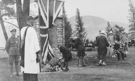 Invermere remembers World War I