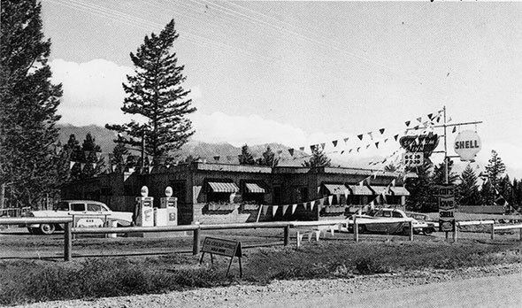Skookum Inn,1950s