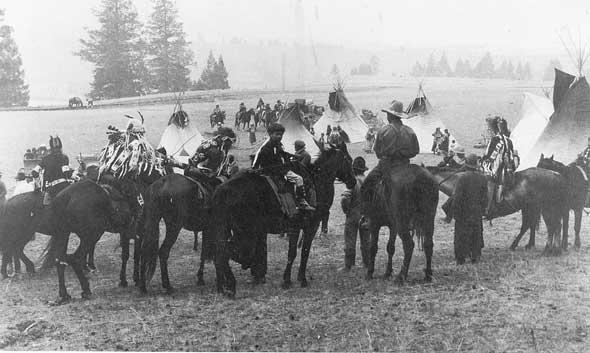 Highway opening, 1923
