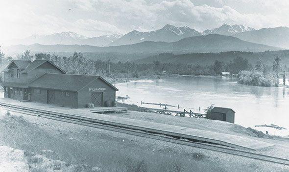 Kootenay Central Railway, 1913