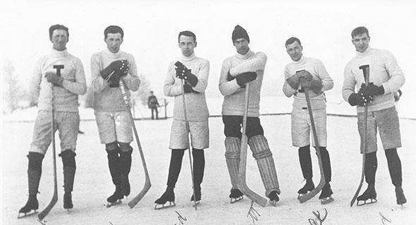 Historical team named