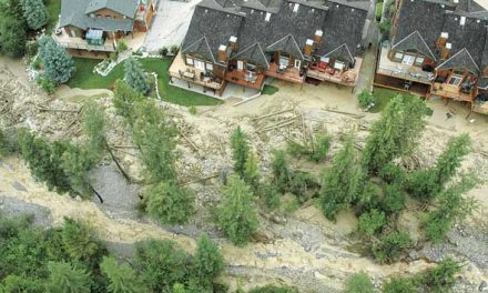 Mudslide sweeps through fairmont
