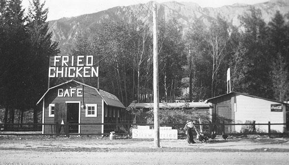 Fried Chicken Cafe