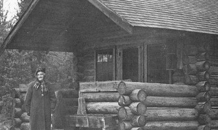 Kootenay Park cabin