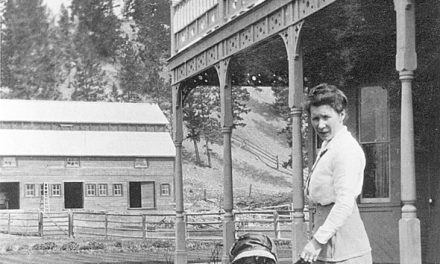 Early days at Firlands Ranch